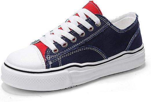 Zapatillas de lona para mujer Zapatillas de deporte clásicas de ...