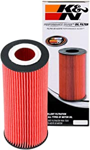 K&N Premium Oil Filter: Designed to Protect your Engine: Fits Select 2005-2019 PORSCHE/AUDI/VOLKSWAGEN (Cayenne, Q5, Q7, SQ5, S4, S5, Quattro, A4, A5, A6, A7, A8, Cabriolet, Touareg), PS-7015