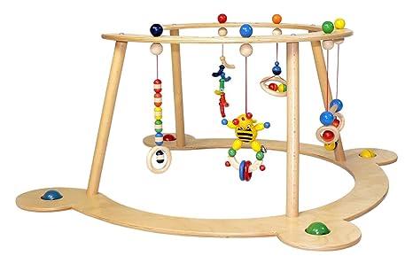 Hess 13333 - Juguete de madera (juguete y entrenador para caminar ...