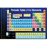 Periodic Table of Elements (Educational) Art Poster Print - 24x36
