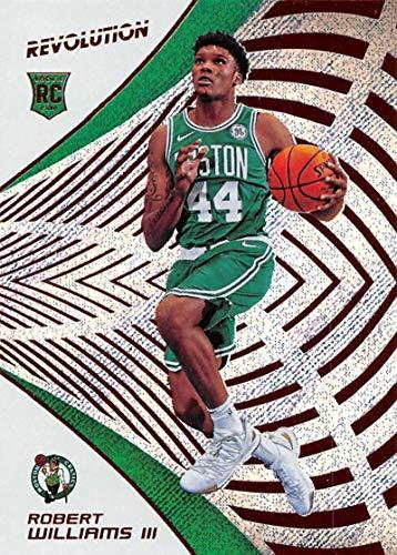 - 2018-19 Panini Revolution #118 Robert Williams III Boston Celtics Rookie Basketball Card