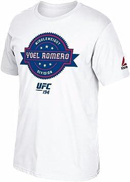 Yoel Romero UFC Reebok blanco