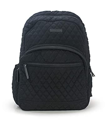 Image Unavailable. Image not available for. Color  Vera Bradley Classic  Black Essential Backpack 94c98e2e40fb3