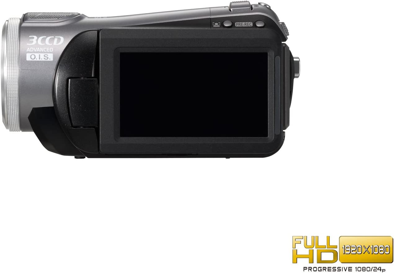 Panasonic HDC-SD9 Soporte de - Videocámara (2,1 MP, CCD, 25,4/6 mm ...