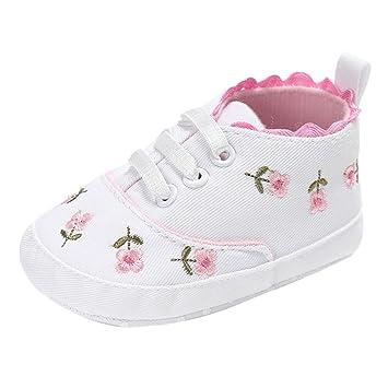 Zapatos de Bebé recien nacido , ❤ Amlaiworld sandalias niñas Recién Nacidos Bebé Niña Cuna