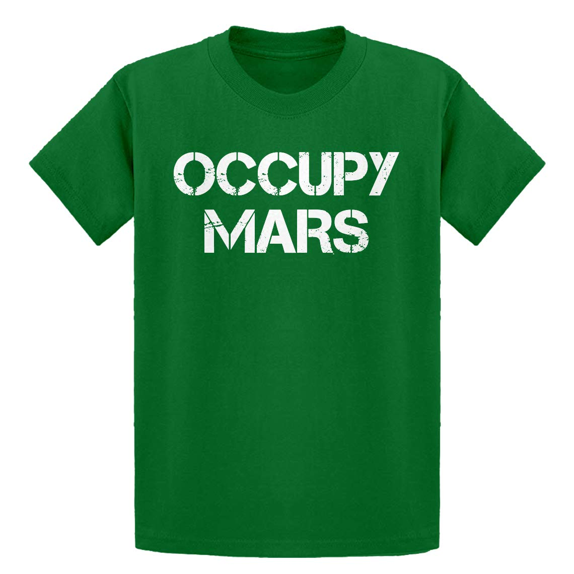 Indica Plateau Youth Occupy Mars Kids T-Shirt 3777-Y