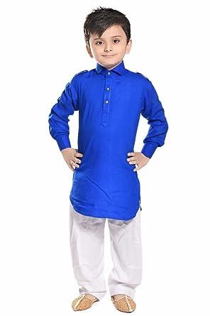90d9adadf122 Amazon.com  Kids Kurta Pajama  Clothing