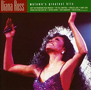 Diana Ross Diana Ross Motowns Greatest Hits Amazoncom Music