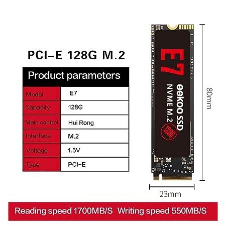 Goforwealth - Disco Duro Interno para Eekoo NVME M.2 SSD (para ...