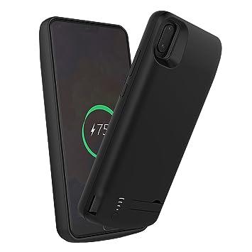 KALLOWLY Funda Bateria para Huawei P20 Pro,Funda Cargador ...