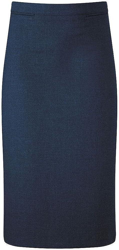 Waists from 22-40. Banner Luton Straight Skirt Black//Grey//Navy