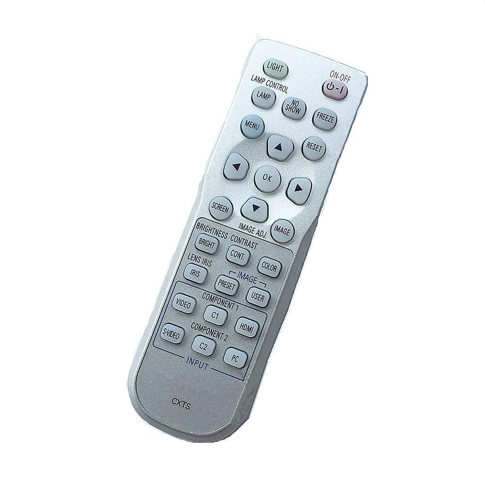 Calvas New remote control for sanyo CXTS projectors rmeote controller PLV-Z1 PLV-Z2 PLV-Z3 PLV-Z4 PLV-Z5 PLV-Z6 by Calvas (Image #1)