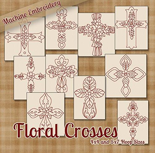 Embroidery Design File - 6