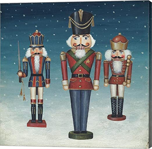 Art print POSTER Largest Soldier Nutcracker Doll