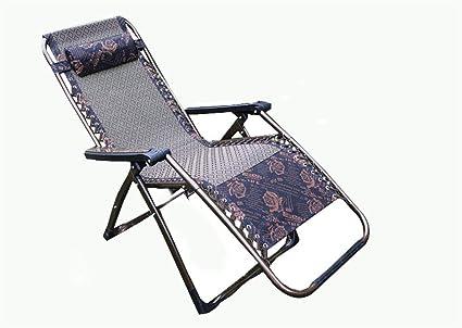 Chaise Longue Ufficio.Lyllb Deck Chair Chaise Longue Pieghevole Pausa Pranzo