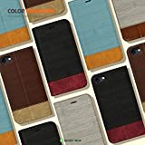 iPhone 8/7 [ Orbit Flex Series ] [ Slim Wallet Flip Cover ] Diary Book Leather ID Credit Card Wallet Standing Soft Ultra Slim Fit Textured Grip Kickstand Case Apple iPhone 8/7 [4.7inch