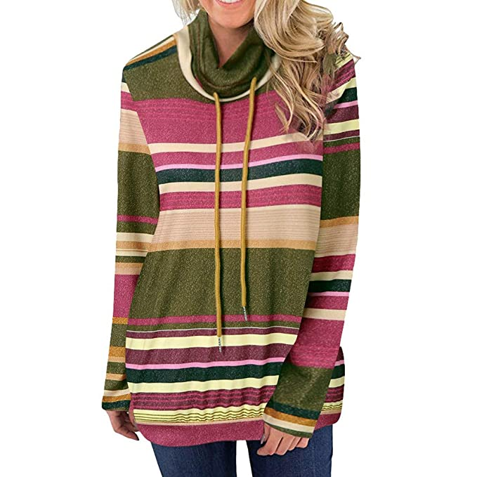 Amazon.com: Womens Sweatshirt Hooded Jacket Crewneck Long Sleeve Sweater Hoodie Pullover Tops Shirt Coat Fashion Floral Print Patchwork Blouses: Kitchen & ...