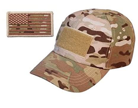 080ae9d07 ROTHCO OPERATOR TACTICAL CAP - MULTICAM WITH PATCH