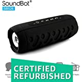 (CERTIFIED REFURBISHED) SoundBot SB526 Bluetooth 4.1 Speaker