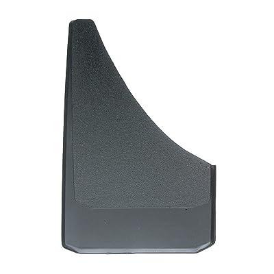 "RoadSport 4406 'A' Series Universal Fit Premiere Splash Guard (Plain Black; 12-3/4"" Height x 7-3/8"" Wide): Automotive"