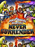 Clip: Power Rangers: Megaforce Never Surrender