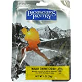 Backpacker's Pantry Gluten Free, Freeze-Dried Cooked Chicken, 1 Ounce