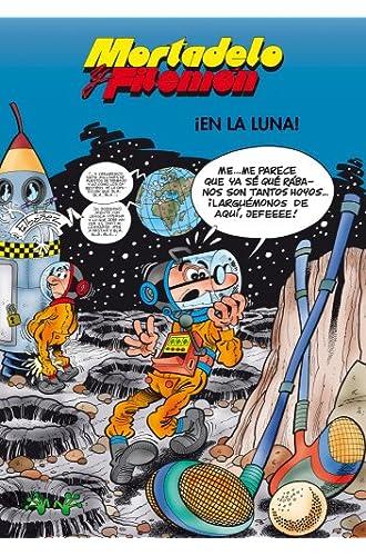 Mortadelo Y Filemón. ¡En La Luna!