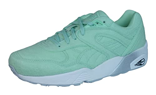 Puma R698 Trinomic Wn 358832-04, Zapatillas para Mujer, Mehrfarbig (Green 001