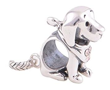 pandora armband anhänger hund