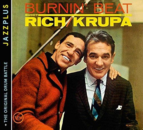 Jazzplus: Burnin' Beat + The Original Drum Battle