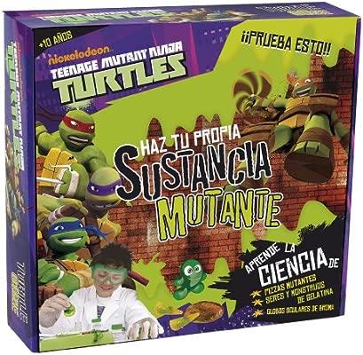 Tortugas Ninja - Sustancia mutante (Cefa Toys 25253): Amazon ...
