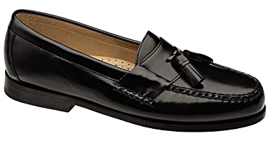248fbc1d7e2aa Amazon.com: Johnston & Murphy Hayes Tassel Dress Loafers, 15-1095 ...