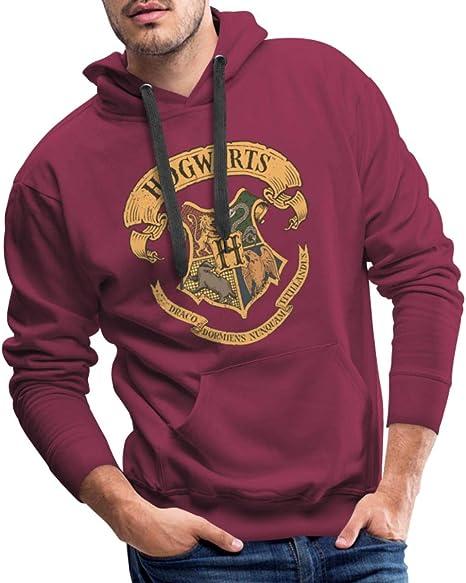 Harry Potter Hogwarts Crest Men