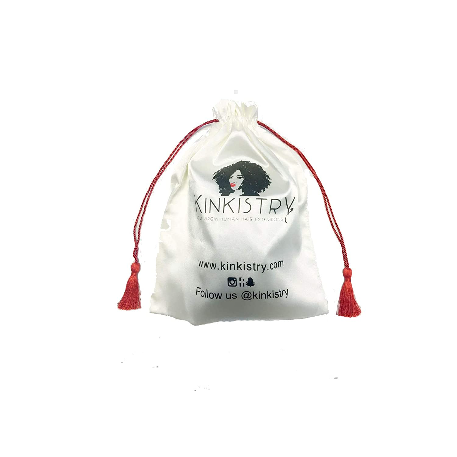 Amazon com customize white hair packaging satin bag hair extension bundles satin baghair storage bag 500pack shoes