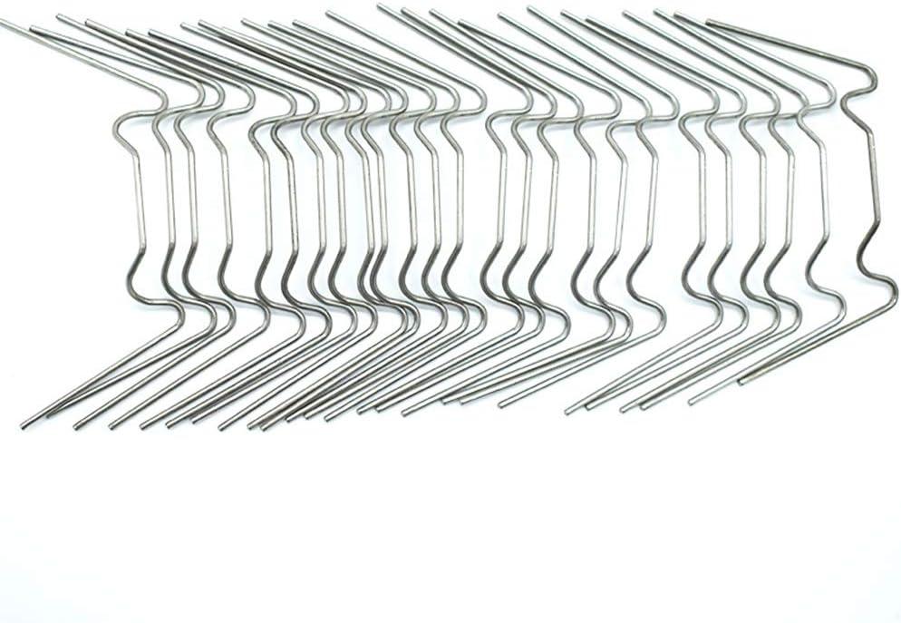 1,2 mm dick 100 St/ück VSTAR66 Glasscheibe f/ür Gew/ächshaus