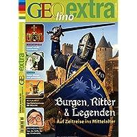 GEOlino Extra/GEOlino extra 51/2015 - Burgen, Ritter & Legenden