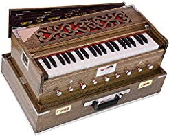 OM Harmonium Traveler/Portable/Folding T...