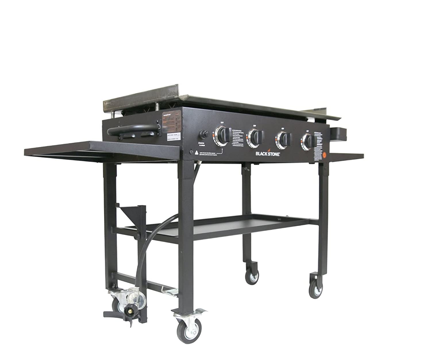 Outdoor Griddle Grill ~ Outdoor kitchen gas grill griddle cooking propane