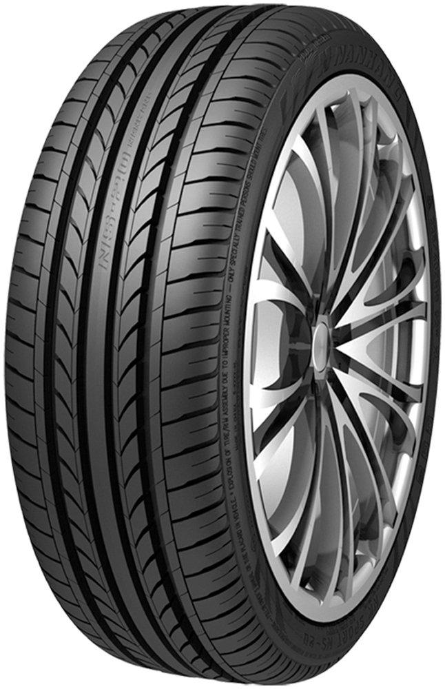 nankang ns 20 performance radial tire 225 40r18 92h ebay. Black Bedroom Furniture Sets. Home Design Ideas