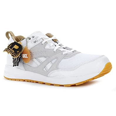 516c1bb68d31 Reebok X Highs and Lows Men s Ventilator CN HAL White Shoes ...