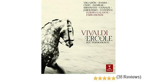 Vivaldi: Ercole sul Termodonte: Rolando Villazon, Patricia Ciofi: Amazon.es: Música