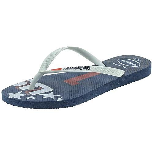 865473033c4646 Havaianas Women s Slim Teams - USA Sandal