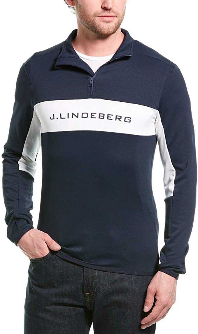 J.Lindeberg M Kimball Striped Jacket