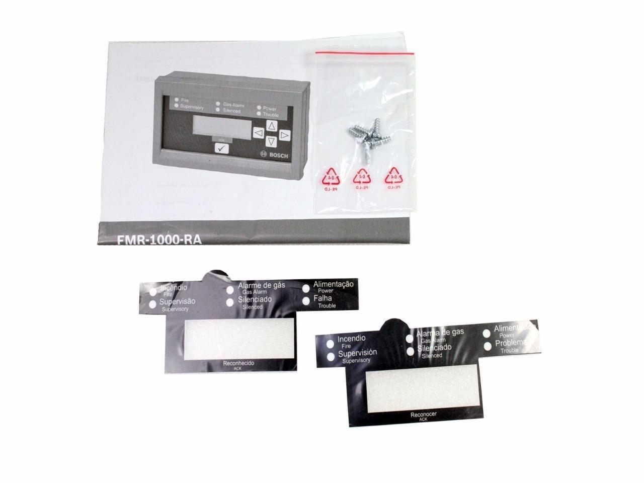 Amazon.com: Bosch FMR-1000-RA Red Remote Annunciator 80 ...