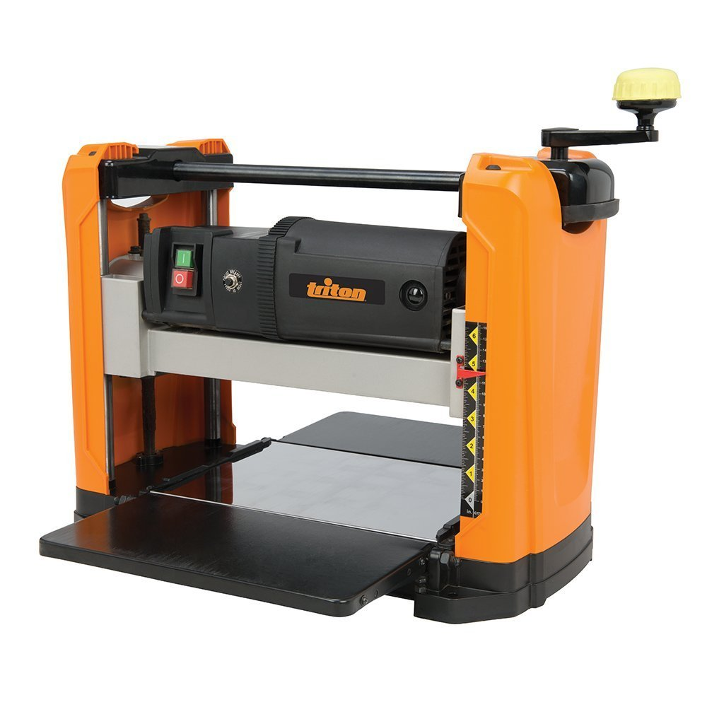Triton TPT125 High Performance Benchtop Planer with 12-1/2'' Cutting Width