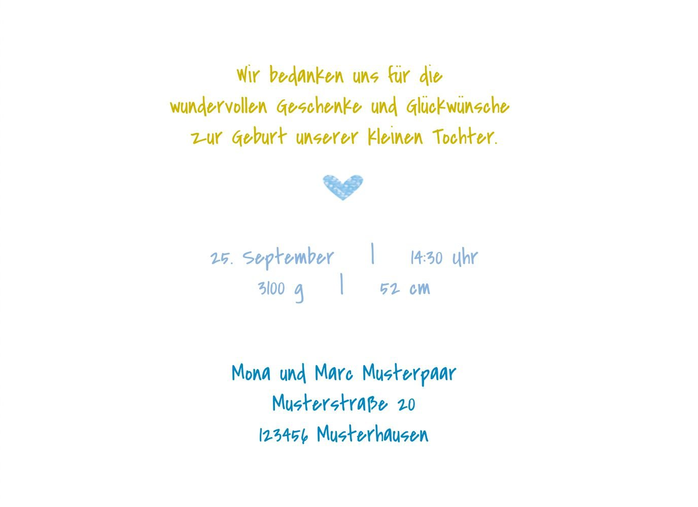 Kartenparadies Danksagung für Geburt Baby Dankeskarte Herzrahmen, hochwertige Danksagungskarte Danksagungskarte Danksagungskarte Baby inklusive Umschläge   100 Karten - (Format  148x105 mm) Farbe  Lila B01N28A5WY | Neuheit  | Einfach zu spielen, freies Leben  | Kaufen Sie onli 062b5b