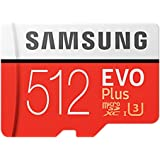 Samsung Micro SD 512GB EVO Plus/W Adapter