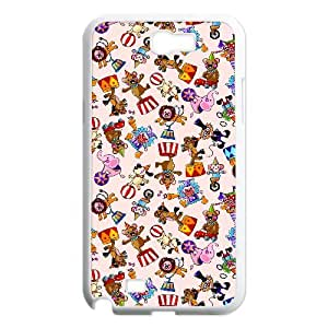SYSD Samsung Galaxy Note 2 N7100 case Lion,Customized Hard Plastic Case KJ65950974