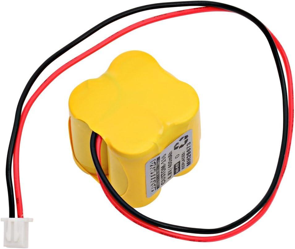 MK Power MH29673 CUSTOM-196 Dantona BL93NC484 BST Battery D-2//3AA400MAH battery