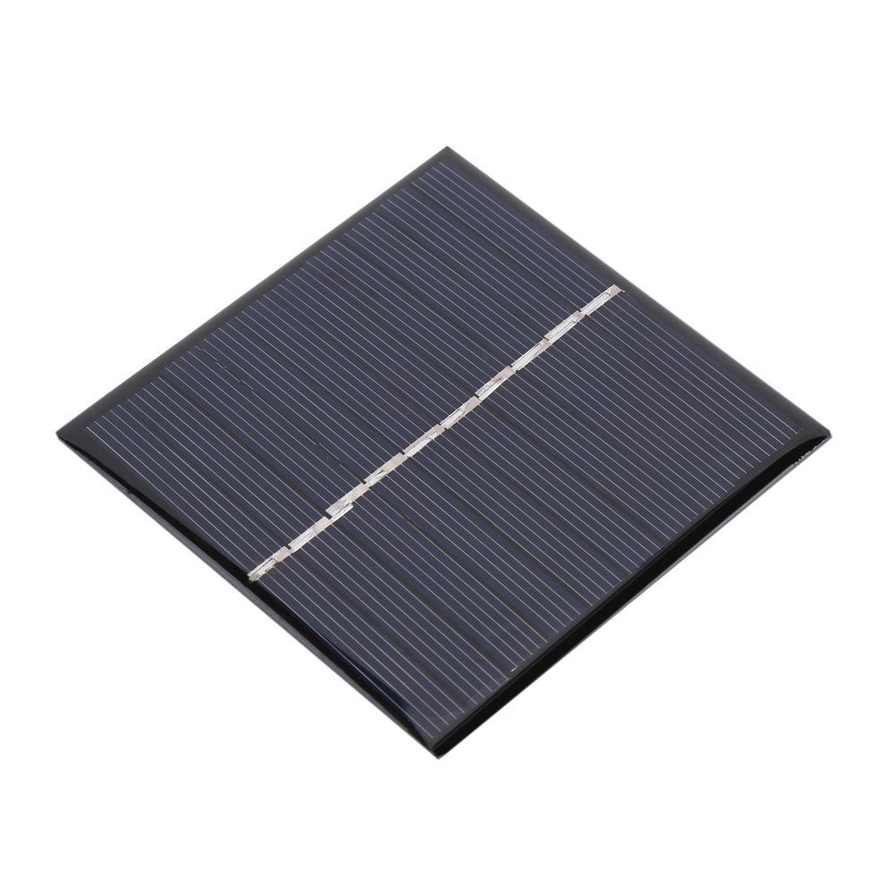 Mini Fai da Te Pannello Solare Sistema di Moduli Home Decor per Cellulare Caricabatterie per Cellulare BO 2/4 / 5V Fdit